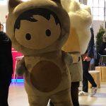 Astro mit curexus auf dem Salesforce Basecamp