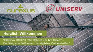 Vortrag zur DSGVO-Lösung